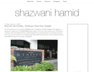 schazwanyhameed.blogspot.com screenshot