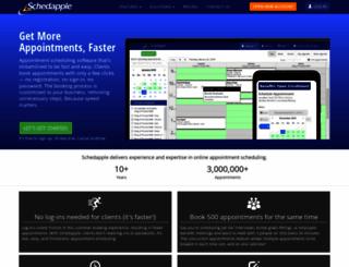 schedapple.com screenshot