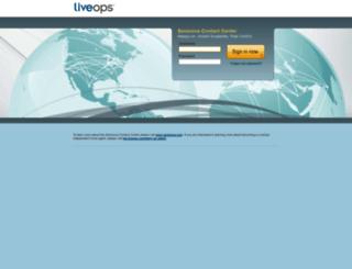 schedule-lv1.liveops.com screenshot