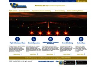 schedulepointe.com screenshot