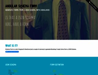 schemaform.io screenshot