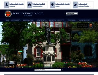 schenectadycounty.com screenshot