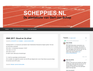 scheppies.nl screenshot