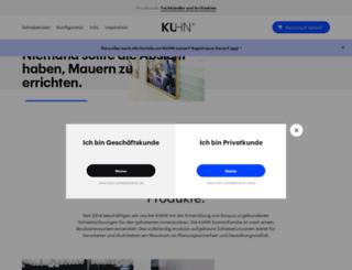 schiebetuer24.de screenshot