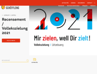 schifflange.lu screenshot