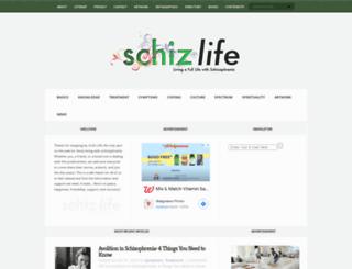 schizlife.com screenshot