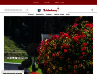 schladming.eu screenshot