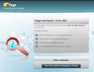 schlager-express.npage.de screenshot
