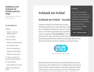 schlank-im-schlaf.biz screenshot