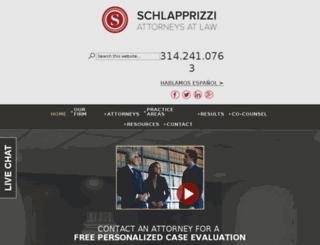 schlapprizzi.wpengine.com screenshot