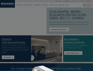 schlaraffia.de screenshot
