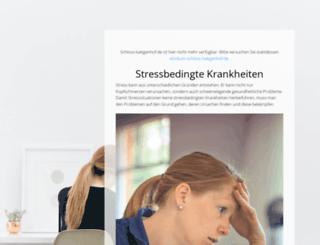schloss-luetgenhof.de screenshot
