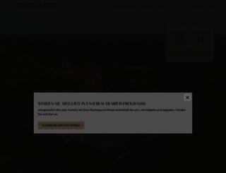 schlosshotelberlin.com screenshot