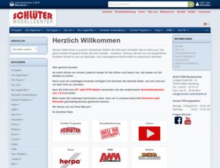 schlueter-automodelle.de screenshot