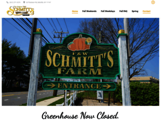 schmittfarms.com screenshot