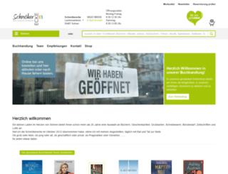 schmoekerecke.alfahosting.org screenshot