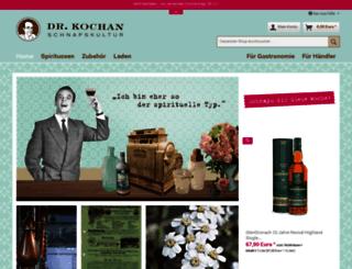 schnapskultur.de screenshot