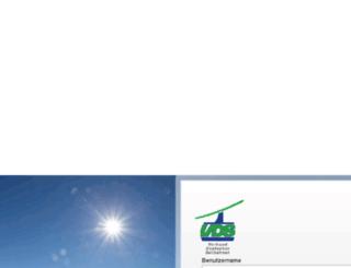 schneeforum.seilbahnen.de screenshot
