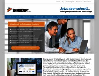 schnellkredit.com screenshot
