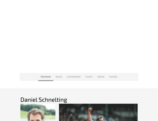 schnelting.com screenshot