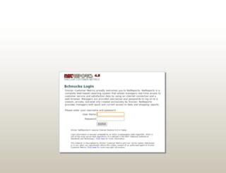 schnucks.ssanet.com screenshot
