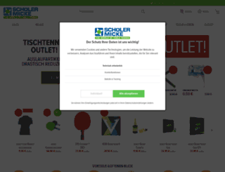 schoeler-micke.tabletennis-shop.de screenshot