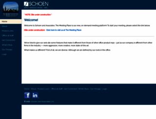 schoen.com screenshot