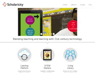 scholaricity.com screenshot