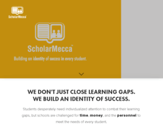 scholarmecca.com screenshot