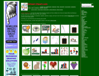 school-clipart.com screenshot