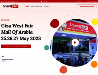 school-hubs.com screenshot