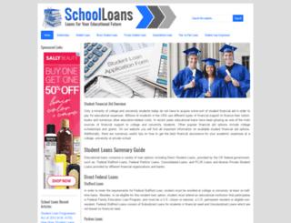 school-loan.net screenshot
