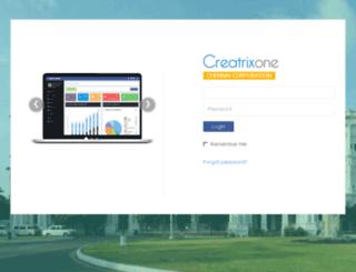 school-management.creatrixone.com screenshot