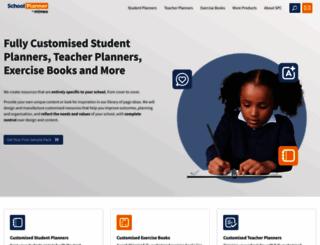 school-planners.co.uk screenshot