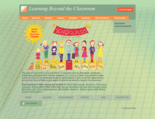 school-plus.com screenshot