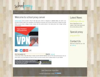 school-proxy.net screenshot
