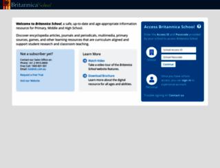 school.eb.com.au screenshot