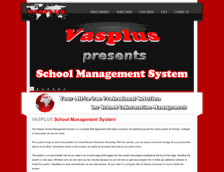 school.vasplus.info screenshot