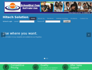 schooldial.com screenshot