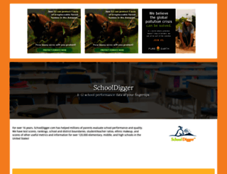 schooldigger.com screenshot