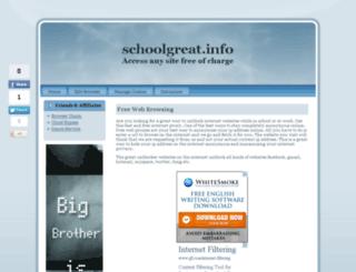 schoolgreat.info screenshot