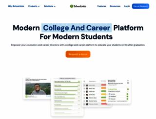 schoolinks.com screenshot