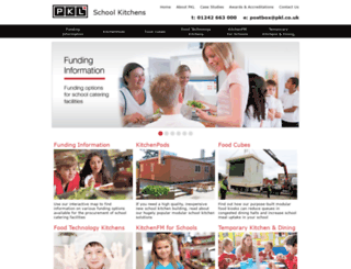 schoolkitchens.com screenshot
