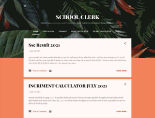 schoolofclerk.blogspot.in screenshot