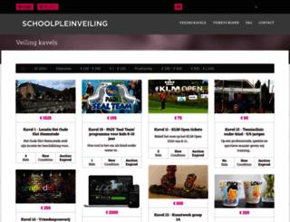 schoolpleinveiling.nl screenshot