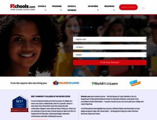 schools.com screenshot
