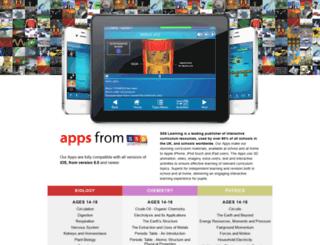schoolsoftwaresolutions.co.uk screenshot