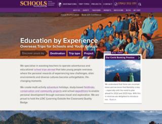 schoolsworldwide.co.uk screenshot