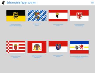 schornsteinfeger-suchen.de screenshot