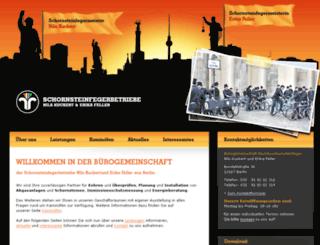 schornsteinfegermeister-feller.de screenshot